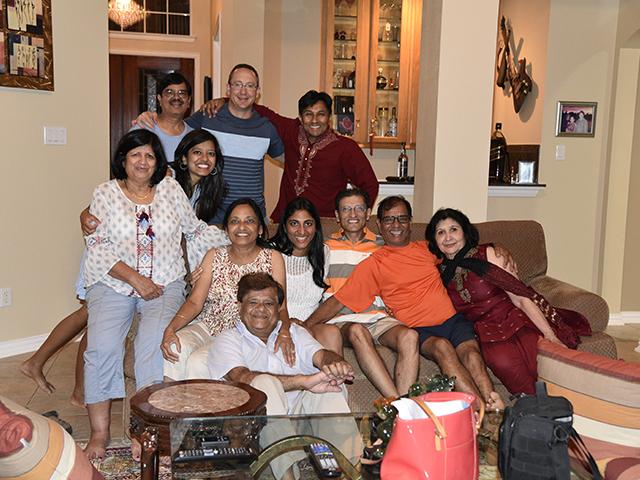 Veera John Family Life 01