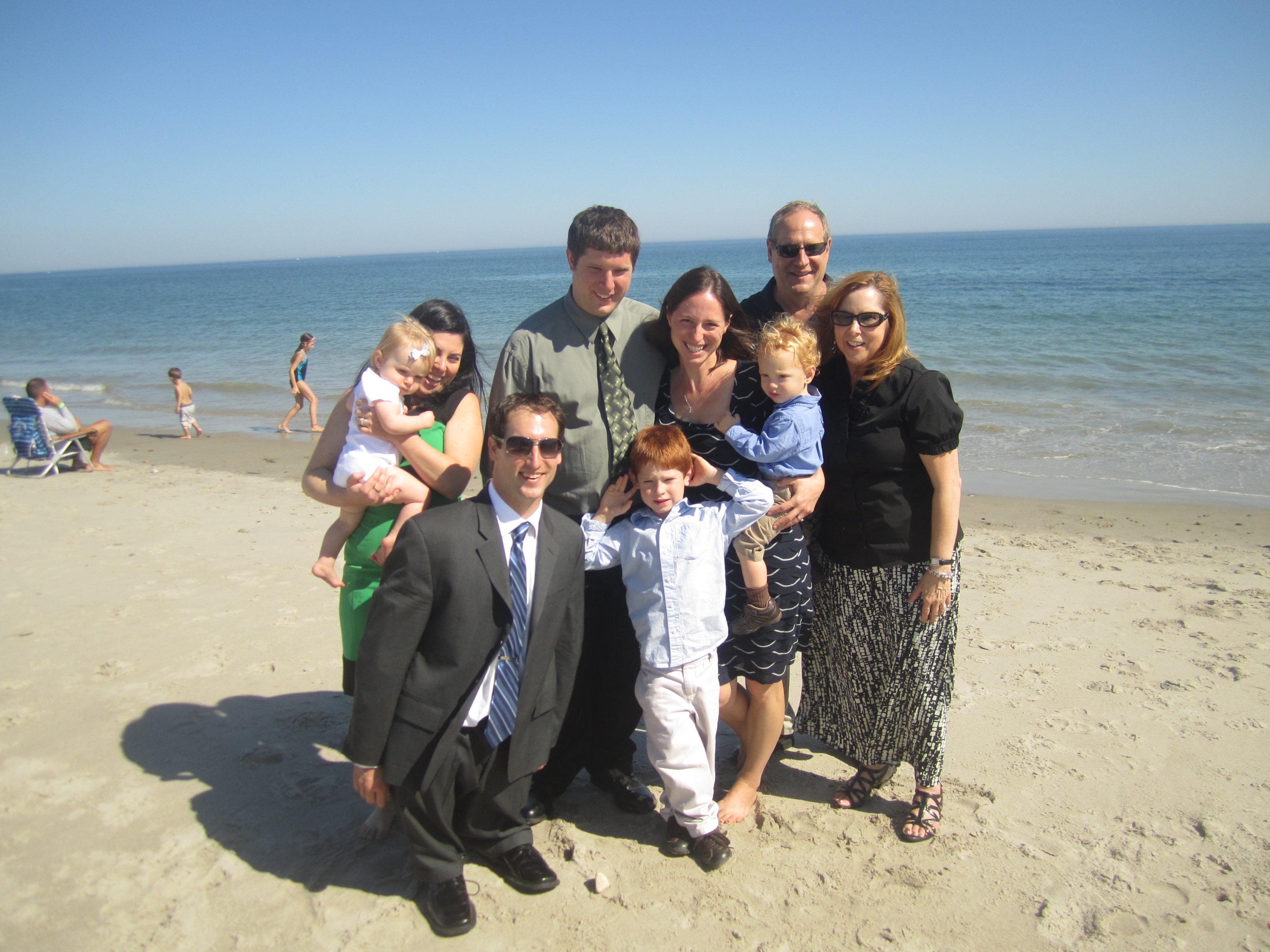 Sarah Travis Family Life 03