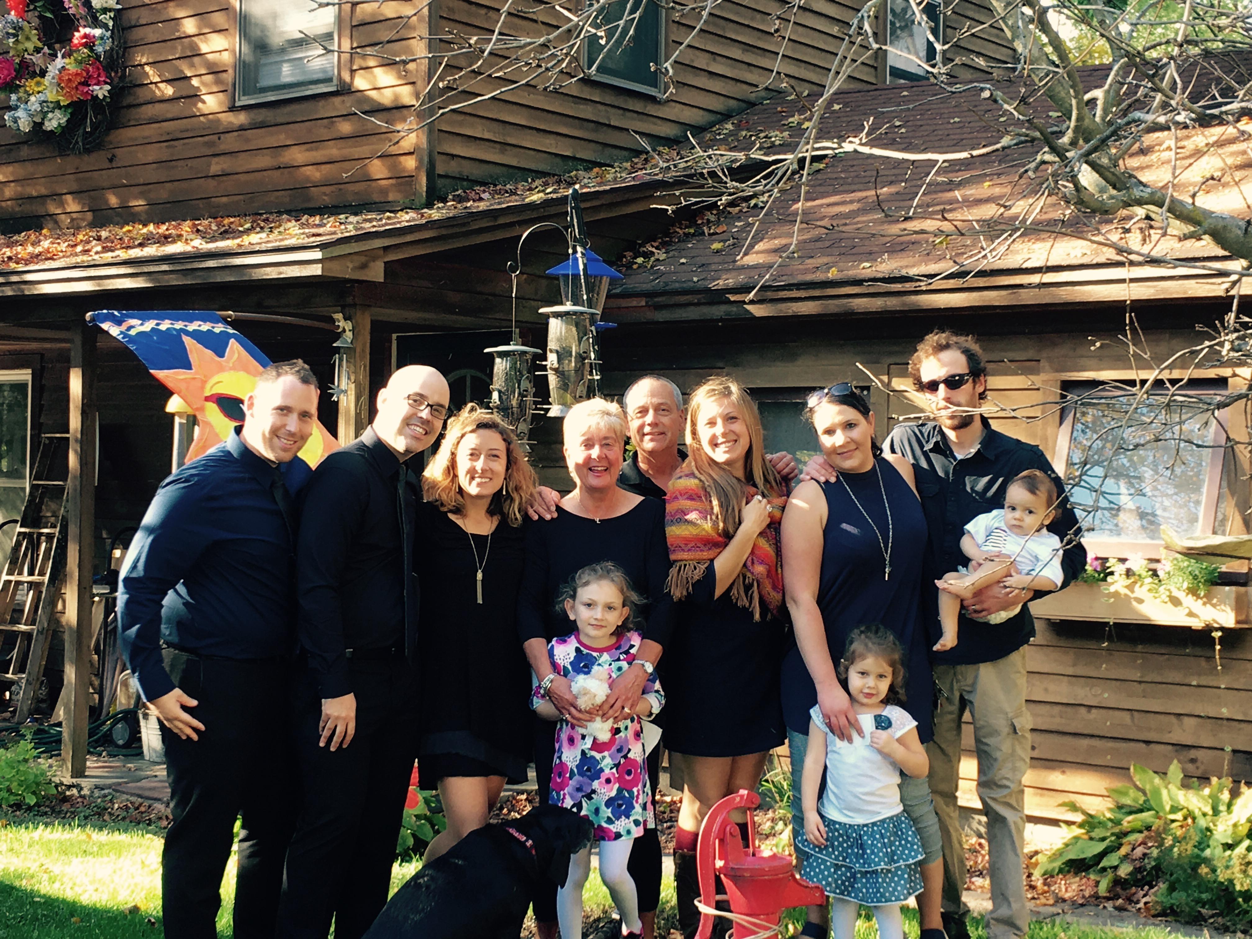 Blake Brett Family Life 03