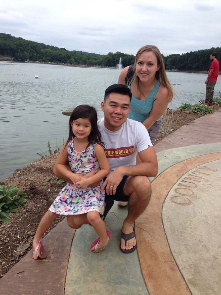 Kiley Mike Family Life 02