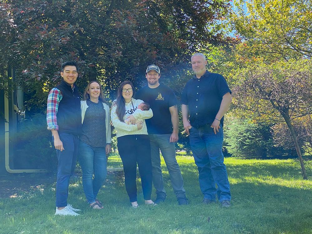 Kiley Mike Family Life 06