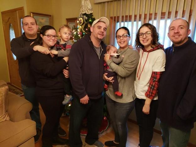 Joanna Dario Family Life 02