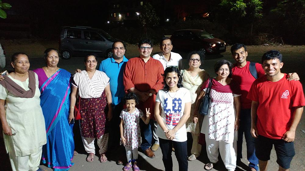 James Vik Family Life 06